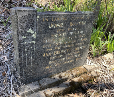 Picture of Ruatoria cemetery, block RUAA, plot 47.
