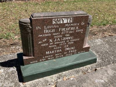 Picture of Ruatoria cemetery, block RUAB, plot 64.