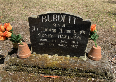 Picture of Ruatoria cemetery, block RUAC, plot 73.
