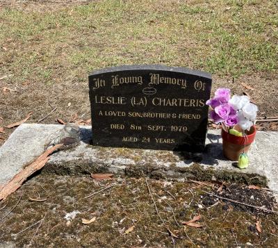 Picture of Ruatoria cemetery, block RUAD, plot 83.