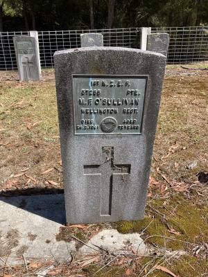 Picture of Ruatoria cemetery, block RUARS, plot 10.