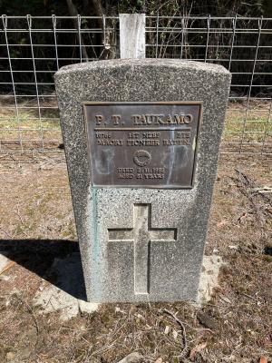 Picture of Ruatoria cemetery, block RUARS, plot 19.
