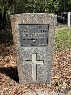 Picture of Ruatoria cemetery, block RUARS, plot 2.