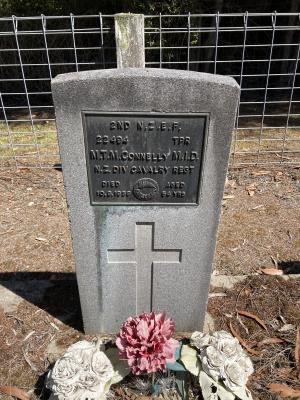 Picture of Ruatoria cemetery, block RUARS, plot 23.