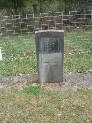 Picture of Ruatoria cemetery, block RUARS, plot 24.