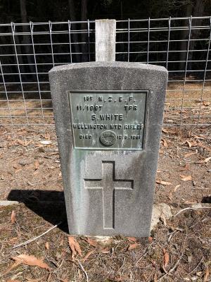 Picture of Ruatoria cemetery, block RUARS, plot 25.