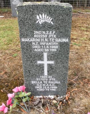 Picture of Ruatoria cemetery, block RUARS, plot 35.