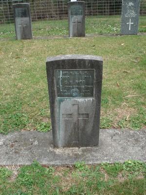 Picture of Ruatoria cemetery, block RUARS, plot 9.