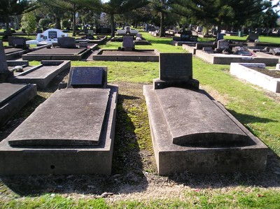 Picture of Taruheru cemetery, block 10, plot 65.