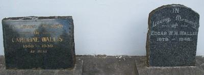 Picture of Taruheru cemetery, block 10, plot 8.