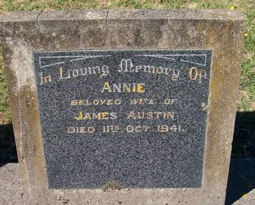 Picture of Taruheru cemetery, block 11, plot 88.