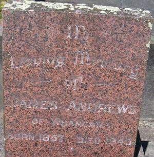 Picture of Taruheru cemetery, block 12, plot 103.