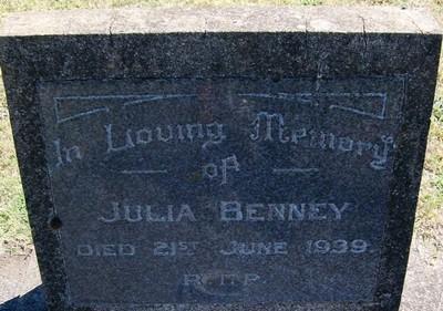 Picture of Taruheru cemetery, block 12, plot 54.