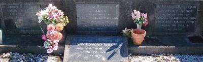 Picture of Taruheru cemetery, block 12, plot 83.