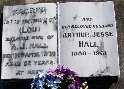 Picture of Taruheru cemetery, block 12, plot 84.