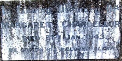 Picture of Taruheru cemetery, block 13, plot 122.