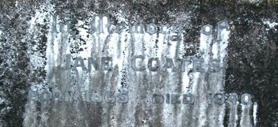 Picture of Taruheru cemetery, block 13, plot 51.