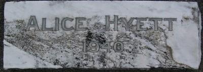 Picture of Taruheru cemetery, block 13, plot 98.