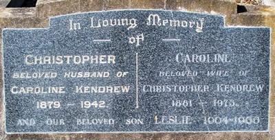 Picture of Taruheru cemetery, block 14, plot 135.