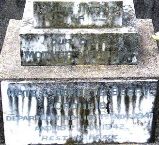 Picture of Taruheru cemetery, block 14, plot 16.