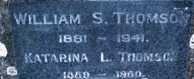 Picture of Taruheru cemetery, block 14, plot 92.