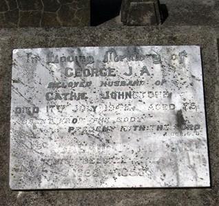 Picture of Taruheru cemetery, block 15, plot 22.