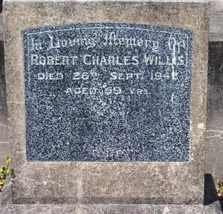 Picture of Taruheru cemetery, block 15, plot 45.