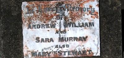 Picture of Taruheru cemetery, block 15, plot 46.