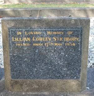 Picture of Taruheru cemetery, block 15, plot 6.