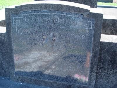 Picture of Taruheru cemetery, block 15, plot 66.