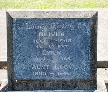 Picture of Taruheru cemetery, block 16, plot 11.
