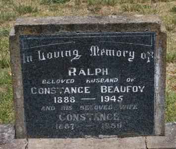 Picture of Taruheru cemetery, block 16, plot 22.