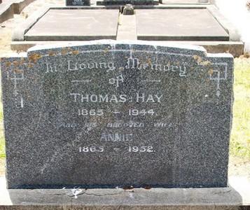 Picture of Taruheru cemetery, block 16, plot 27.