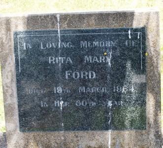 Picture of Taruheru cemetery, block 16, plot 37.