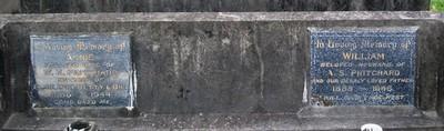 Picture of Taruheru cemetery, block 16, plot 43.