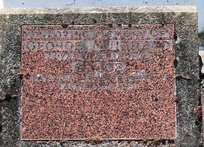 Picture of Taruheru cemetery, block 16, plot 47E.