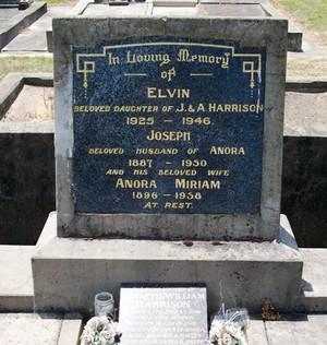 Picture of Taruheru cemetery, block 16, plot 52.