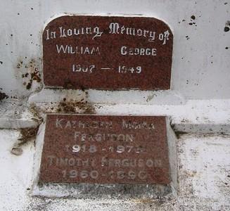 Picture of Taruheru cemetery, block 16, plot 7B.