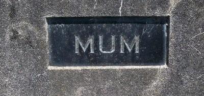 Picture of Taruheru cemetery, block 17, plot 13.