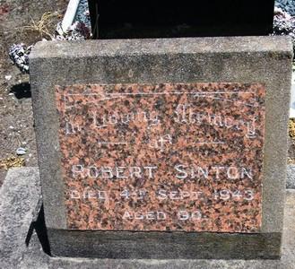 Picture of Taruheru cemetery, block 17, plot 33.