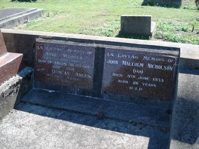Picture of Taruheru cemetery, block 17, plot 53.