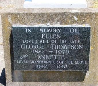 Picture of Taruheru cemetery, block 17, plot 67.