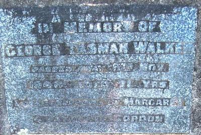 Picture of Taruheru cemetery, block 19, plot 64.