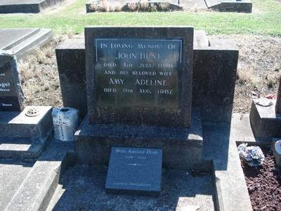 Picture of Taruheru cemetery, block 19, plot 99.
