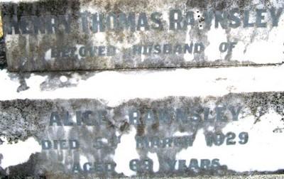 Picture of Taruheru cemetery, block 1, plot 11.