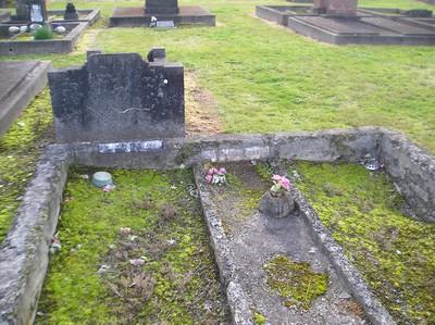 Picture of Taruheru cemetery, block 1, plot 50.