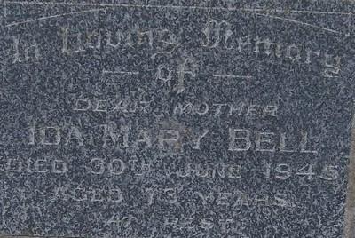 Picture of Taruheru cemetery, block 20, plot 10.