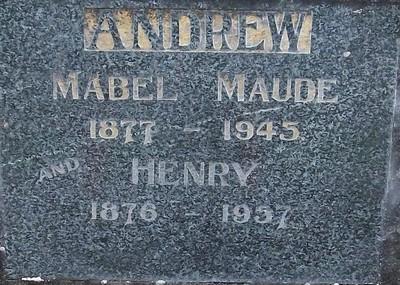 Picture of Taruheru cemetery, block 20, plot 102.