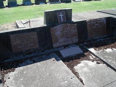 Picture of Taruheru cemetery, block 20, plot 53.