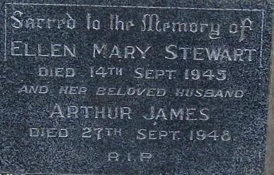 Picture of Taruheru cemetery, block 20, plot 74.